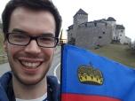 Liechtenstein selfie
