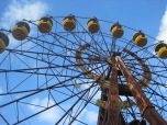 Iconic Pripyat ferris wheel