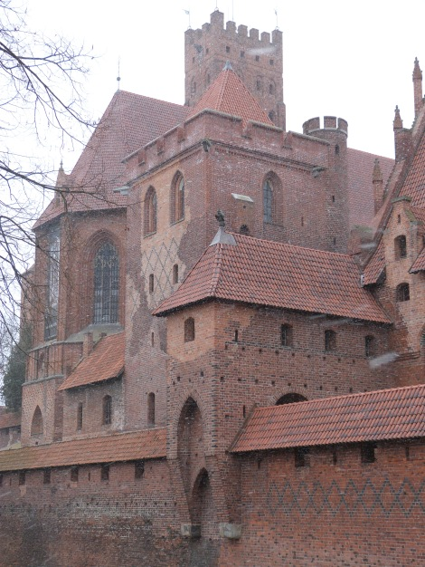 Malbork castle - and its many cupboards