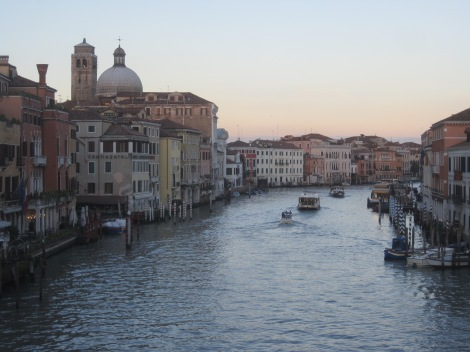 Venice: a city I fell in love with