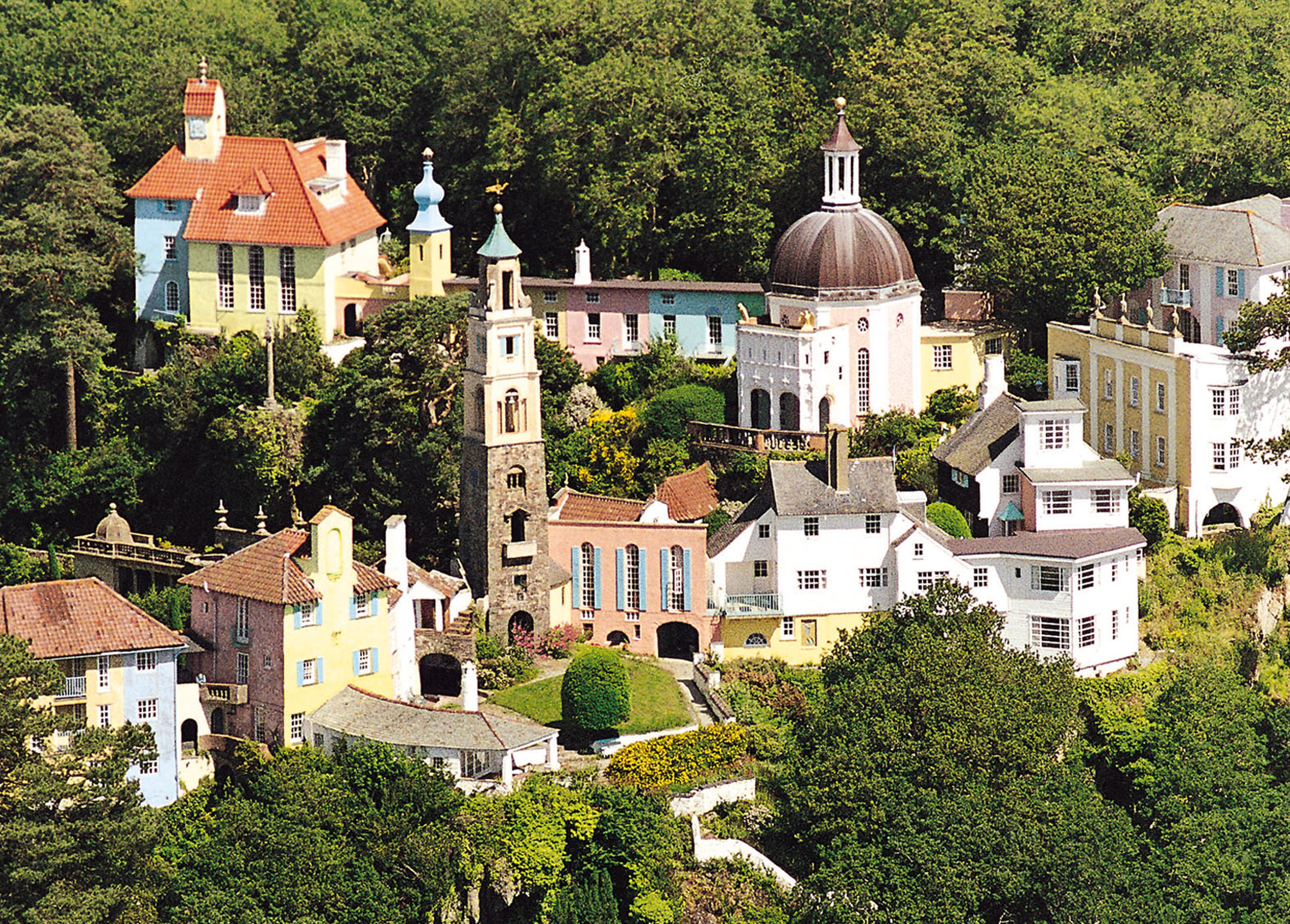 Quirky places in europe