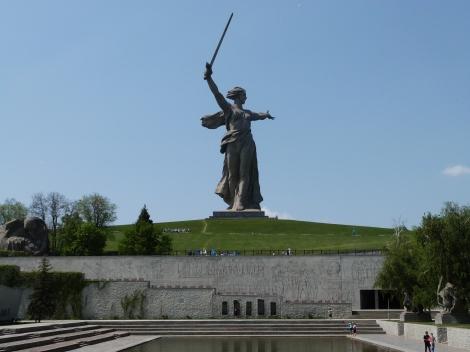 Mamayev Kurgan, Volgograd