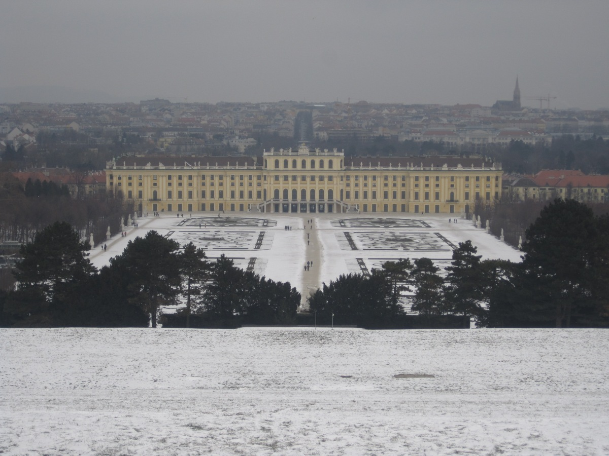 Visiting Vienna: first impressions & second chances
