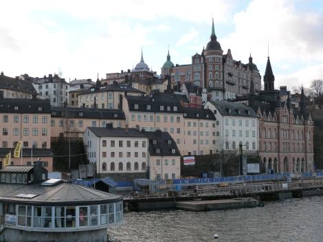 View of Södermalm