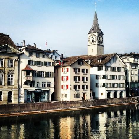 Limmatquai, Zurich