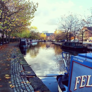 Castlefield in Autumn