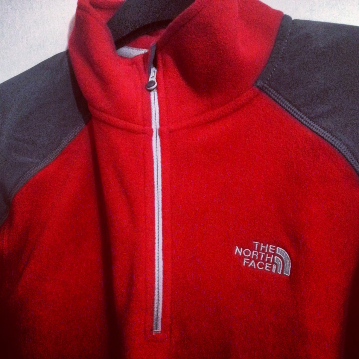 Warmth without the weight: North Face Polartec fleece