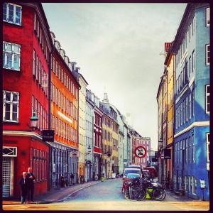 Sankt Peders Straede - my favourite street in CPH
