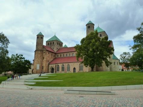St. Michael's Church, Hildesheim - a UNESCO heritage site