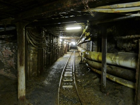 Into the Rammelsberg mine - a UNESCO world heritage site