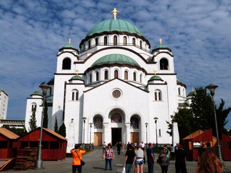 Church Saint Sava