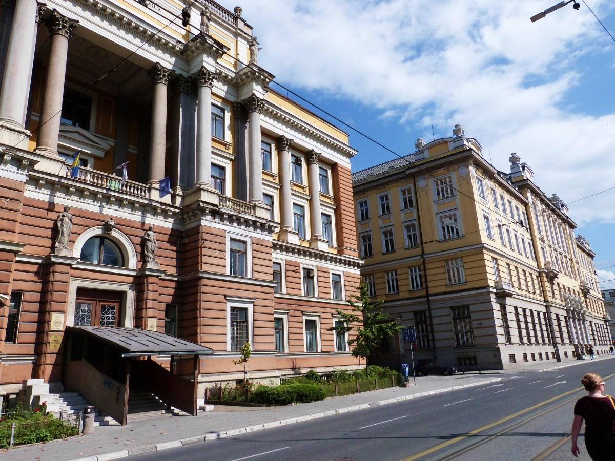 Architecture in Sarajevo: a history lesson