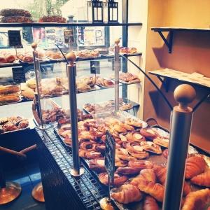 Croissant heaven at Sankt Peder Bageri