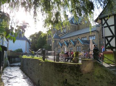 Goslar on a sunny afternoon
