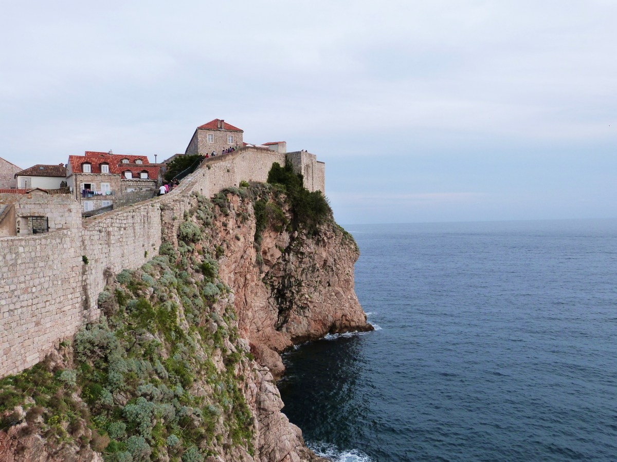 The reality of Dubrovnik