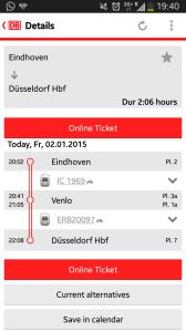 DB Navigator screengrab