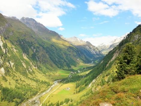 Tirolean Alps, Hohe Tauern, Austria