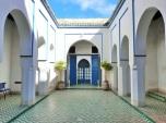 Sights of Marrakech - Bahia Palace