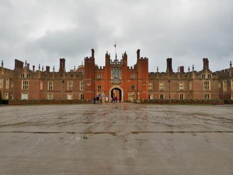 Hampton Court exterior
