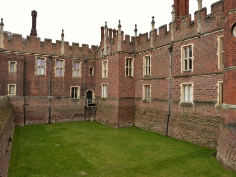 Hampton Court - exterior