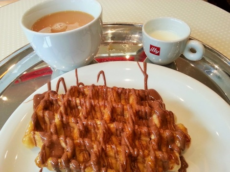 Wafflemeister - where to eat Kingston